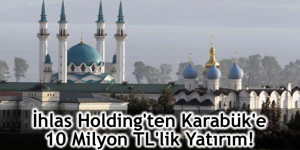 Türk İnşaat Şirketi Rusya'ya İstanbul Parkı Yapacak!