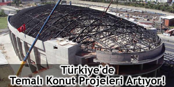 Türkiye'de Temalı Konut Projeleri Artıyor!