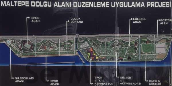 Türkiye'ye Eğlence Adası!