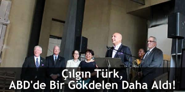 Çılgın Türk, ABD'de Bir Gökdelen Daha Aldı!