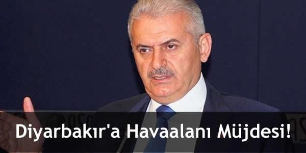 Diyarbakır'a Havaalanı Müjdesi!