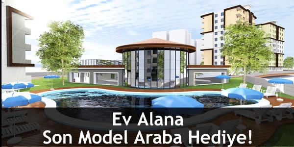 Ev Alana Son Model Araba Hediye!