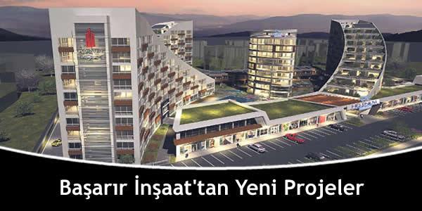 Başarır İnşaat'tan Yeni Projeler