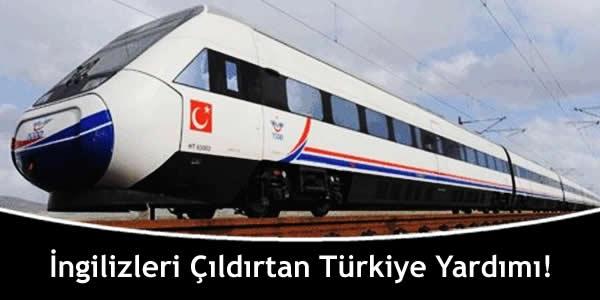 İngilizleri Çıldırtan Türkiye Yardımı!