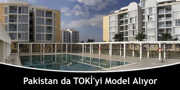 Pakistan da TOKİ'yi Model Alıyor