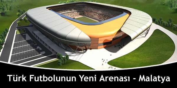Türk Futbolunun Yeni Arenası