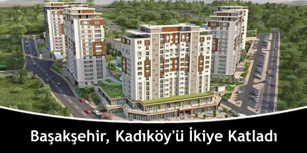 Başakşehir, Kadıköy'ü İkiye Katladı