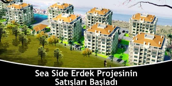 Sea Side Erdek Projesinin Satışları Başladı