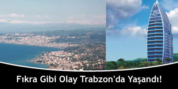 Fıkra Gibi Olay Trabzon'da Yaşandı!