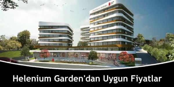 Helenium Garden'dan Uygun Fiyatlar