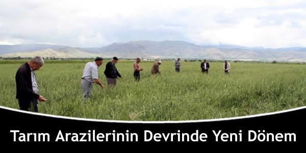Tarım Arazilerinin Devrinde Yeni Dönem