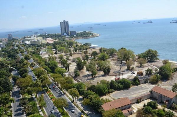 Bakırköy Belediyesi'ne Ataköy Sahili Davası