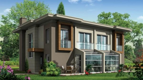 Batı Mahal Projesinde Villa Satışları Devam Ediyor