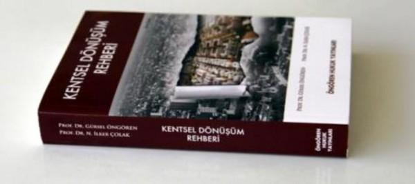Kentsel Dönüşüm Rehberi Kitabının Yeni Yönetmelikle