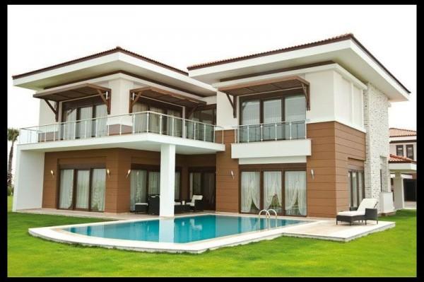 Markalı Konutların Yeni Hedefi Yazlık Villalar