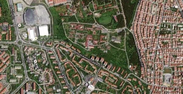 Bakırköy Ruh ve Sinir Hastalıkları Hastanesi Projesine İtiraz