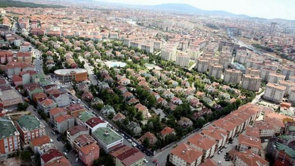 Çekmeköy'de Arsa Fiyatları 10 Kat Yükseldi