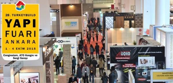 Yapı Sektörünün Kalbi Ekim Ayı'nda Ankara'da Atacak