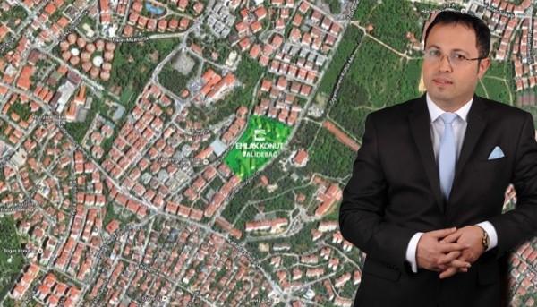 DAP Yapı'nın Patronu Ziya Yılmaz  Üsküdar Validebağ Arsası…