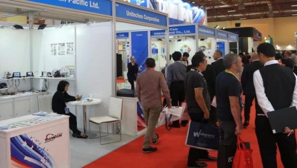 ISAF Fuarı Başladı, Tayvan Teknolojileri İstanbul'da