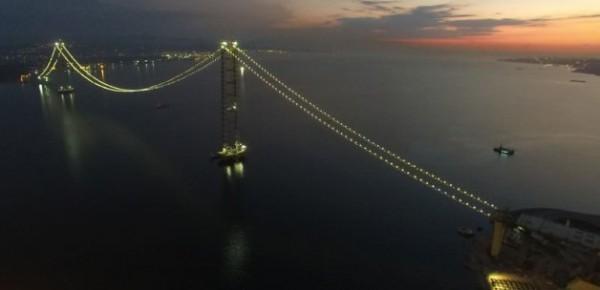 Körfez Köprüsü'nde Bayram Sonrası Önemli Adım