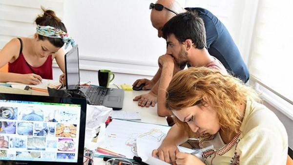 Tasarım İçin İzmir'de Buluştular
