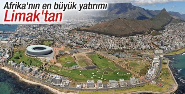 Afrika'da Çimentoyu Türkler Karacak!
