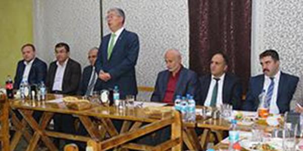 Beyşehir'de İnşaat Sektörü Masaya Yatırıldı