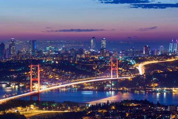 İstanbul Yabancı Yatırımcının Gözdesi