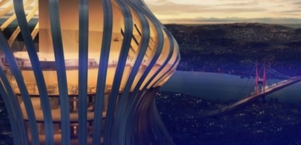 İstanbul'a 365 Metrelik Dev Kule: İnşaat Başladı!