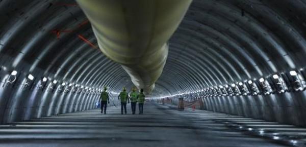 İstanbul'dan Samsun'a Ulaşacak Kadar Tünel: 700 Km