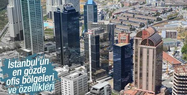 İstanbul'un Ofis Bölgeleri ve Özellikleri!