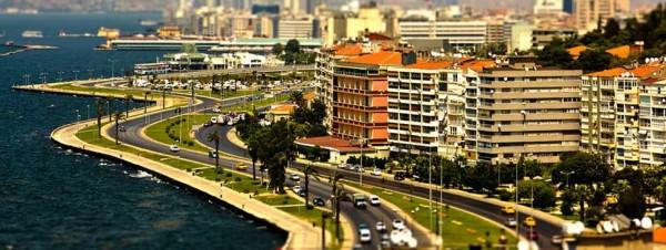 İzmir Kentinde 17 Dev Proje İle Çehresi Değişecek!