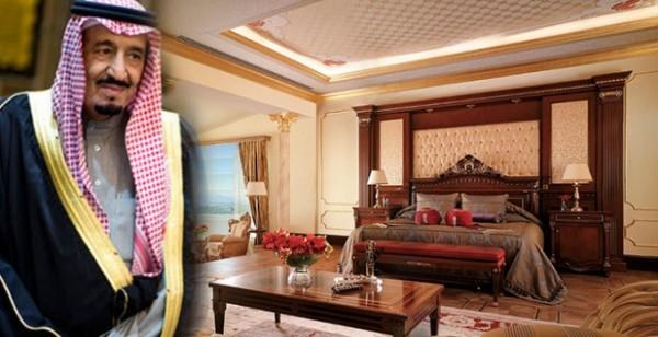 Kral Salman, Antalya'da Gecelik 15 Bin Euro'ya Villada Kalacak