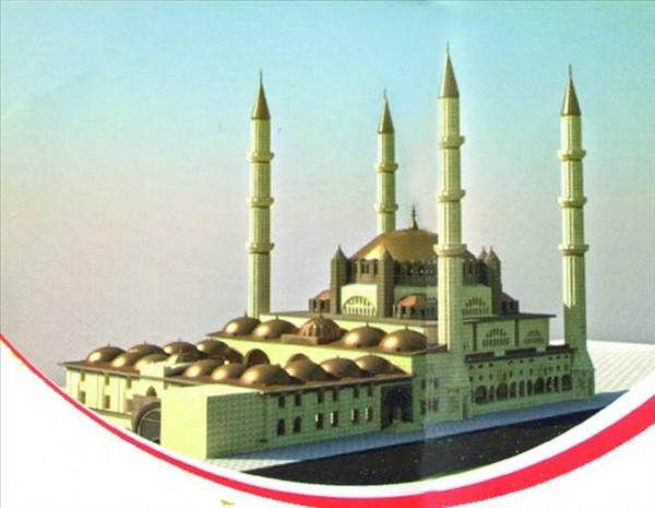 Nevşehir Külliyesi İnşaatı Yıl Sonunda Tamamlanacak