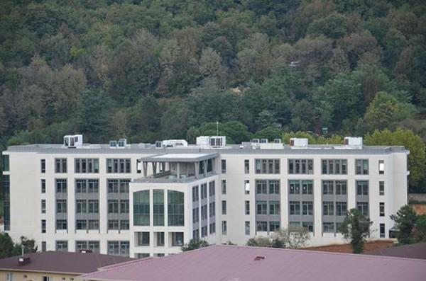 Türk Alman Üniversitesi, İnşaatı Hızlandırıldı