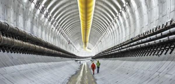 Türkiye'de 2016'da Açılacak 7 Büyük Tünel!