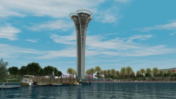 Antalya'nın Yeni Sembolüne TACA İmzası