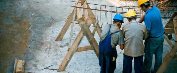 İnşaat Sektöründe Yüzde 7,5 İstihdam Sağladı