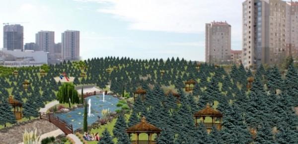 İstanbul'a Yeni Bir Yıldız Parkı