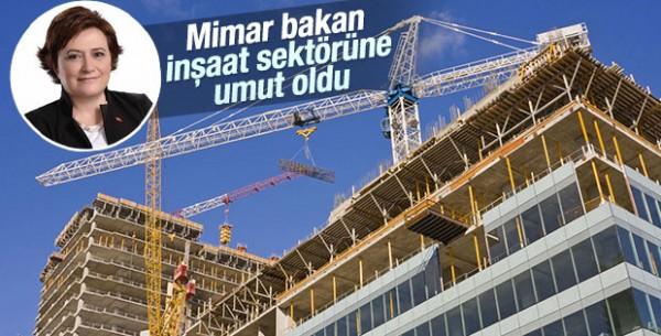 Mimar Bakan, İnşaat Sektöründe Heyecan Yarattı