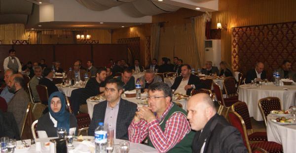 Aydın'da İnşaat Sektörü Buluştu