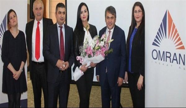 Aysun Kaya, Omran'ın Reklam Yüzü Olacak!