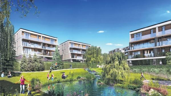 Eston Şehir Mahallem Villalarının Tamamı Satıldı