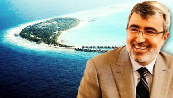 Maldivler'den Gelen 9 Milyon Lira Kayıp