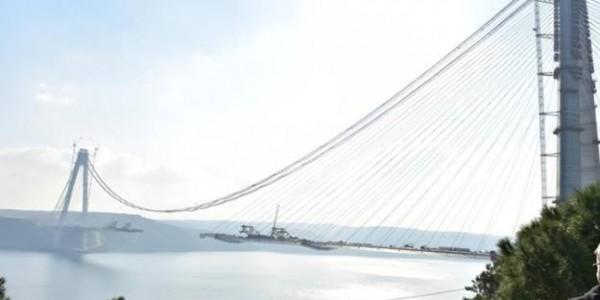 Yavuz Sultan Selim'de Son 391 Metre