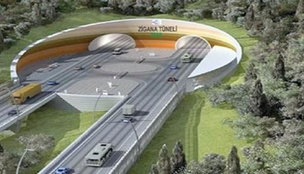 Zigana Tüneli İnşaatı Başlıyor!