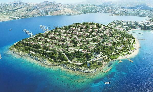 Bodrum'daki Lüksü İstanbul'a Taşıyacak