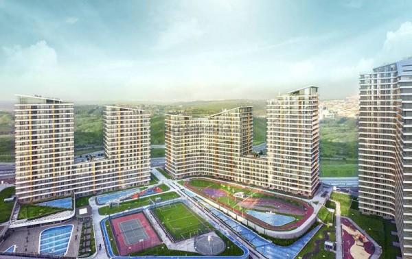 Ege Yapı'dan 6 Yeni Proje