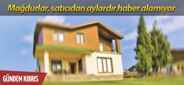 KKTC'de Bir Villa İki Farklı Kişiye Satıldı!